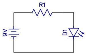 9v R1 D1